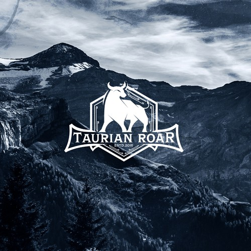 "Logo for New Australian Band ""Taurian Roar"""