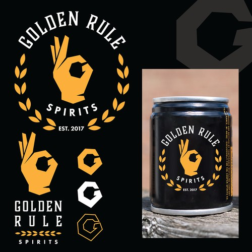 WINNER - Golden Rule Spirits