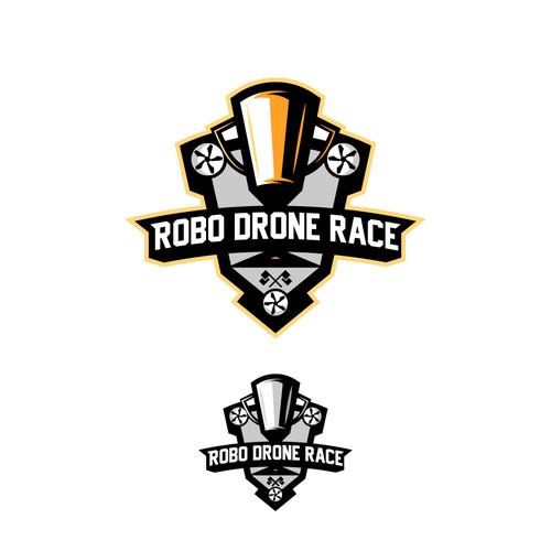 Logo for autonomous drone racing league