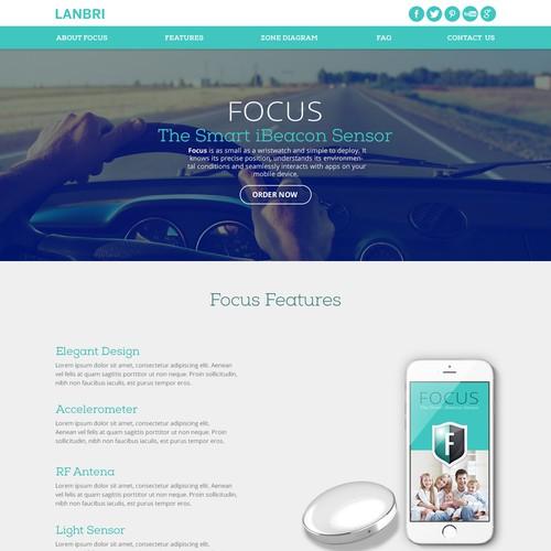 Focus iBeacon Sensor