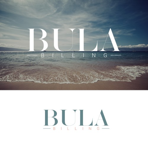 Logo for unique Bula