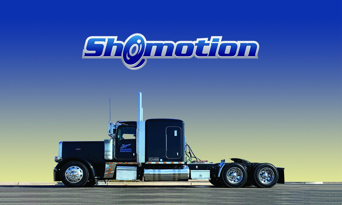 Shomotion NEW Business Cards and Letterhead