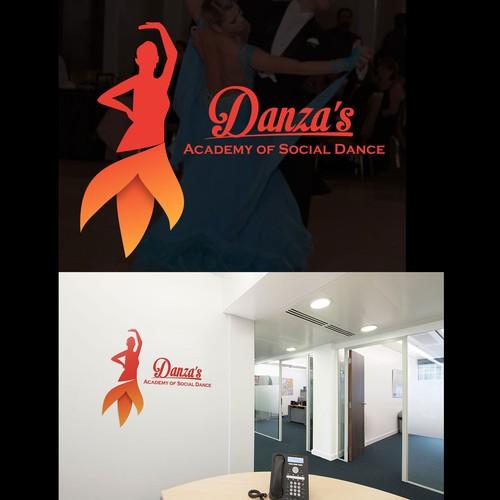 Eye Catching Logo For Danza's