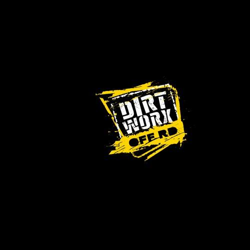 Dirt Worx Off Road Logo Concept