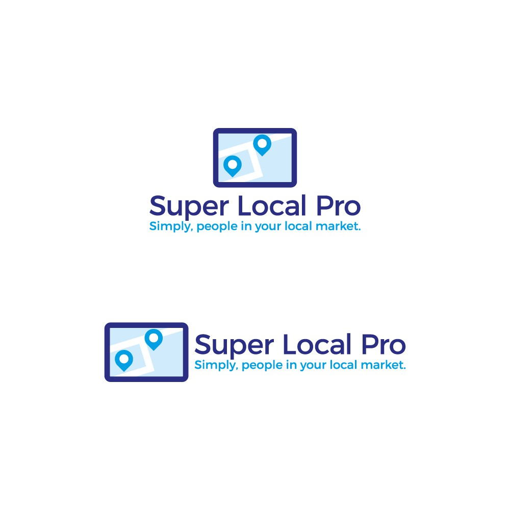 Create an awesome logo for a super visual iPad map app for local use