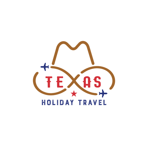 texas travel logo