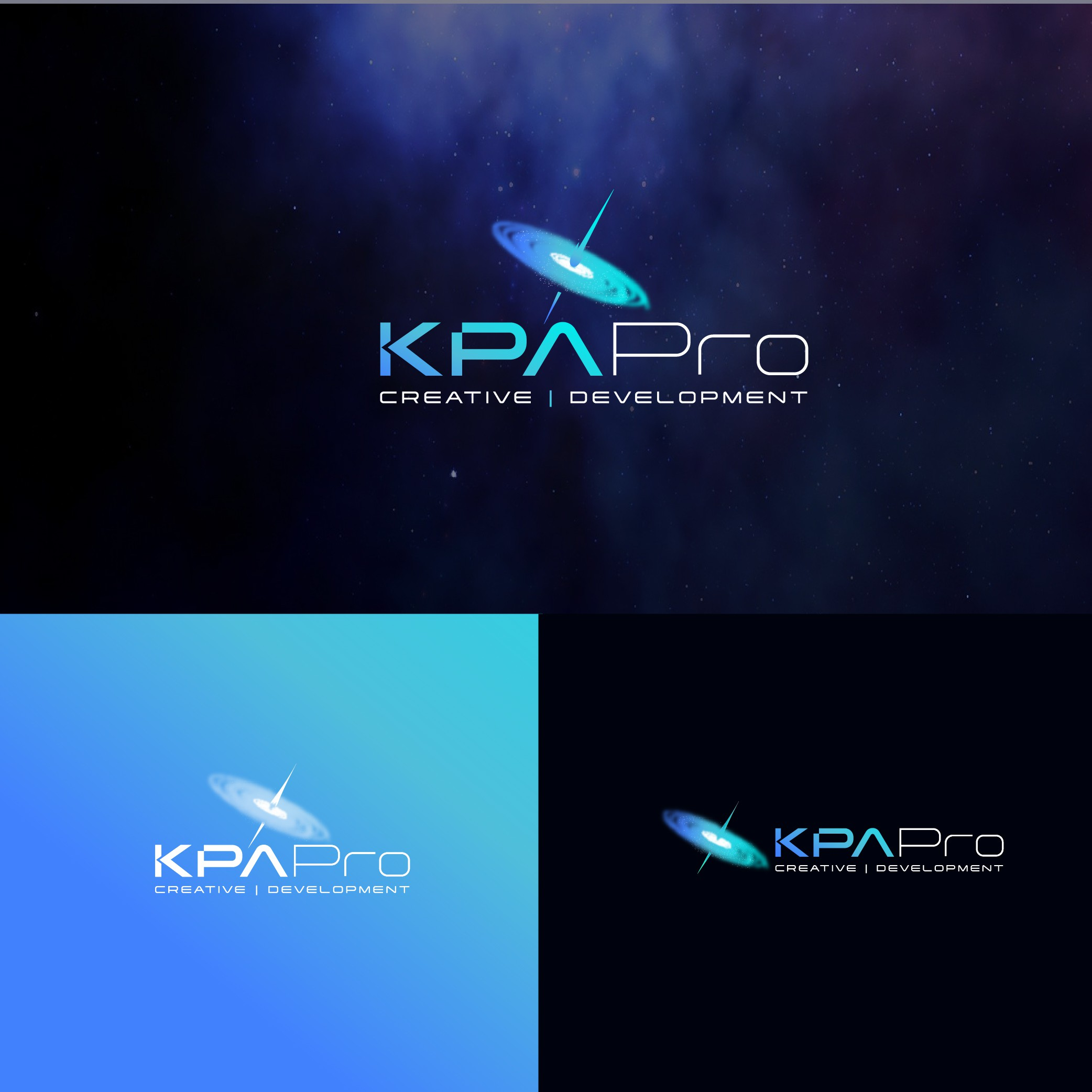 Logo upgrade with strong mark