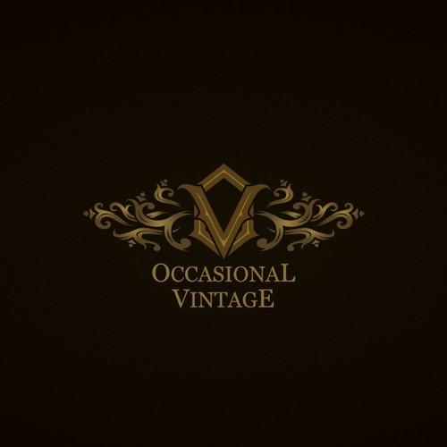 Logo Design Proposal for Occasional Vintage