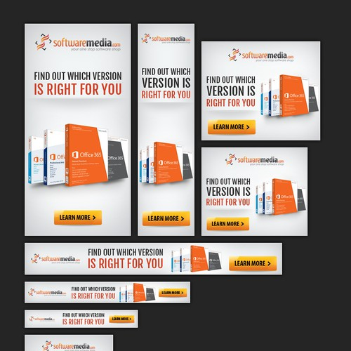 Remarketing ads for Microsoft Office vs Office 365 Campaign