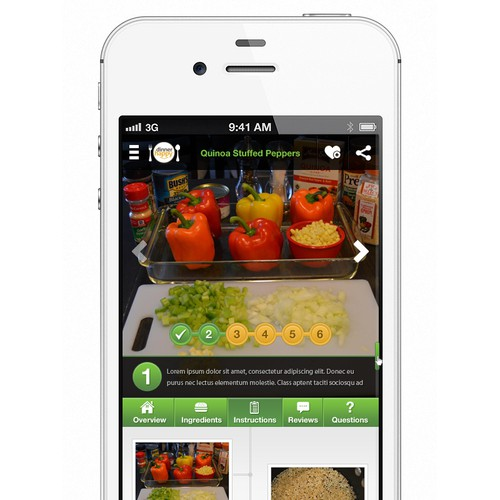 DinnerHappy.com Mobile App
