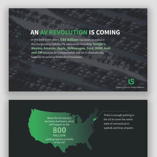 AV Parking Infographic