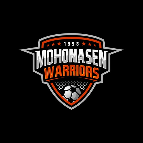 Mohonasen  Soccer logo