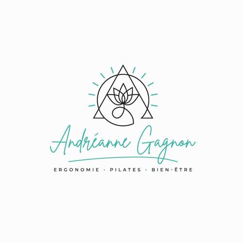 Andréanne Gagnon - Logo Design