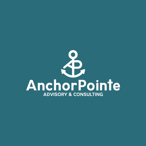 Anchor + AP logo