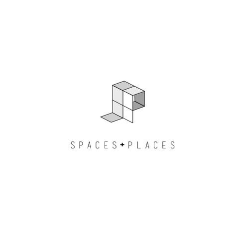 Creative logo for Architecture + Interior Design Firm