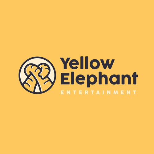 Yellow Elephant Logo Proposal