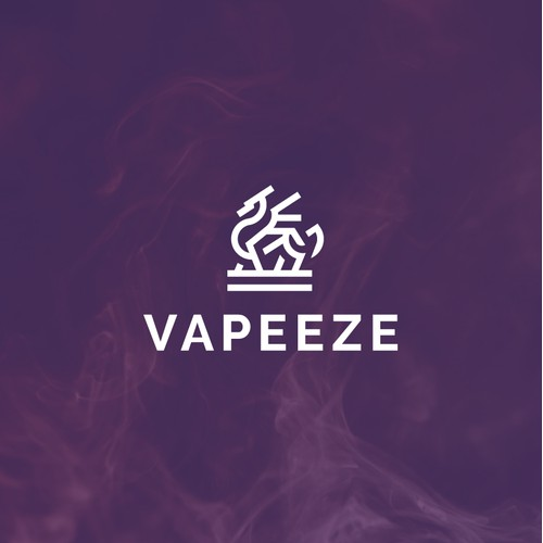 Logo for E-cigarette brand