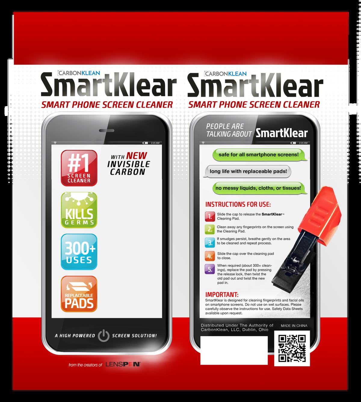 Packaging Redesign-SmartKlear