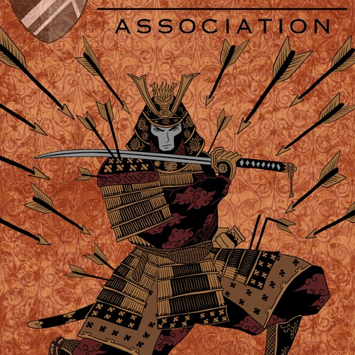 Japanese Samurai illustration to represent modern day bodyguards