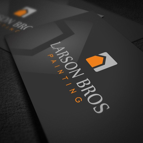 Create a captivating logo to help this painting company go national