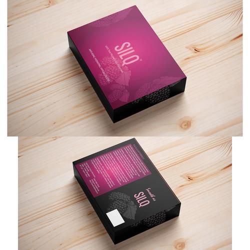 Box design concept for silq