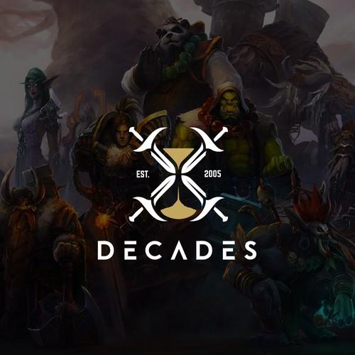 Logo for a MMORPG Guild