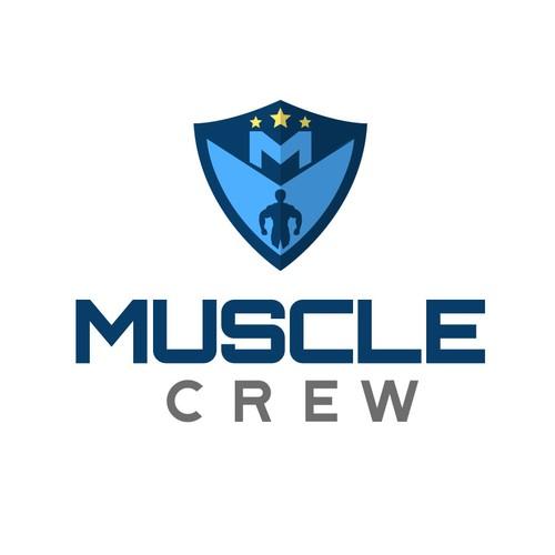 Muscle Crew Logo