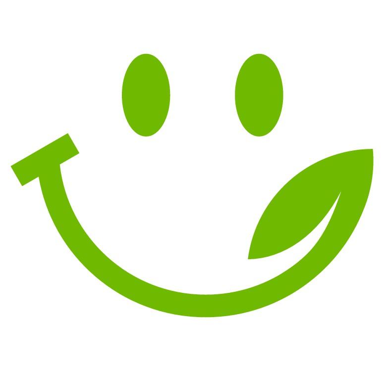 NaturaHappy Logo Design