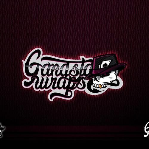 Gangsta Wraps needs a new logo