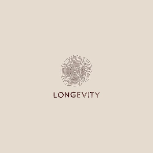 Simple logo concept for reclaimed wood business