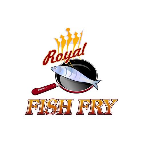 logo for Royal Fish Fry