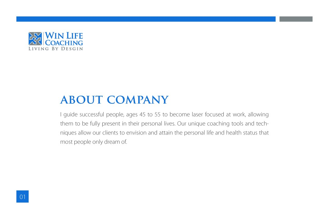 Innovative life and health coaching business needs cool logo
