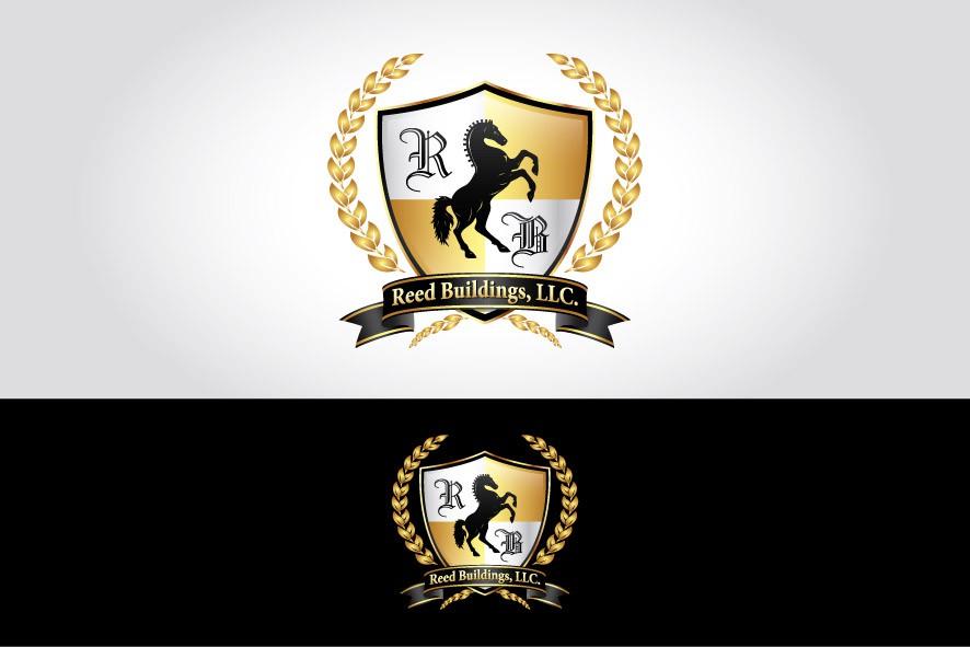 logo for Reed Buildings LLC