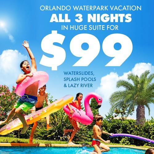 WaterPark Ad