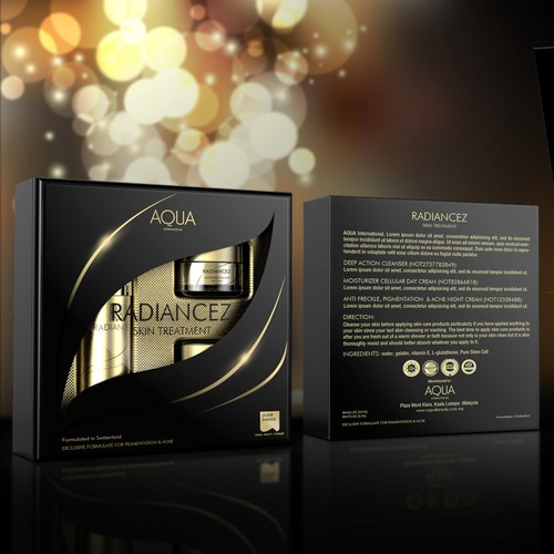 AQUA International Packaging