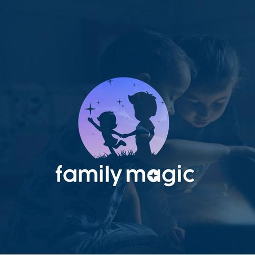 Family Magic app logo