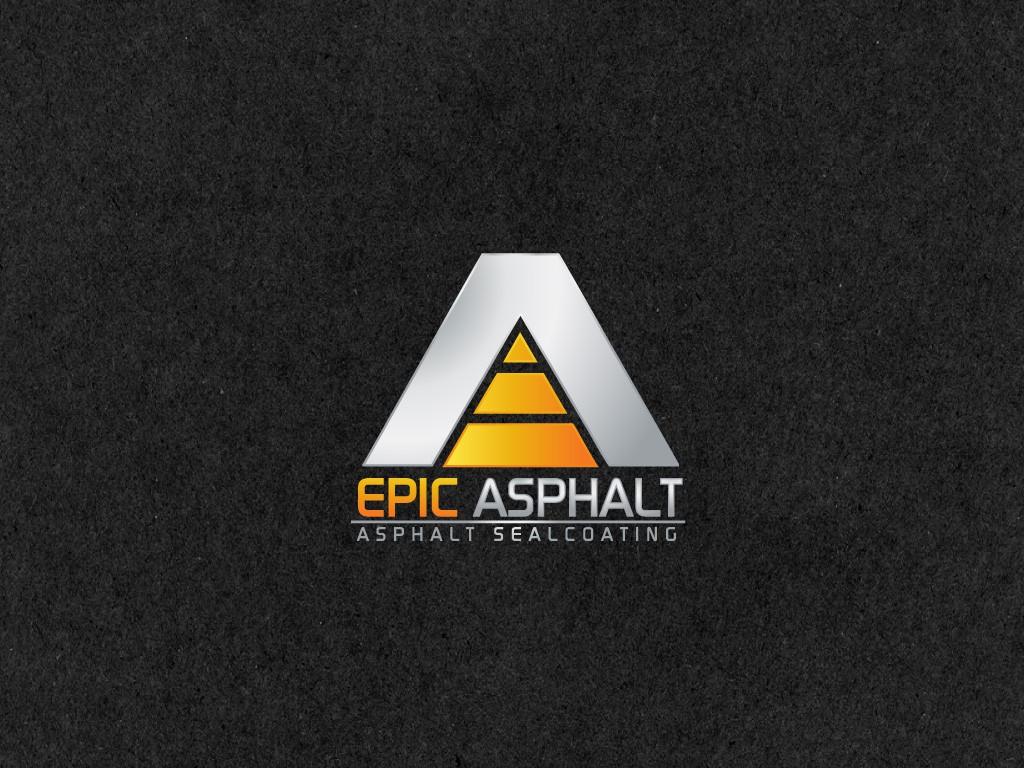 Create the next logo for EPIC ASPHALT