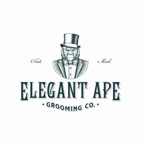 Elegant ape Grooming Co.