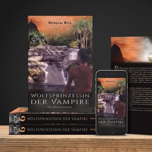 Creating book cover for FANTASY novel (BOOK 6)
