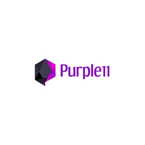 purple11 logo