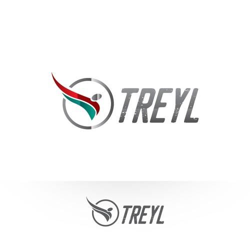 Treyl Logo Design