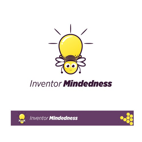 logo consepts for inventor mindedness