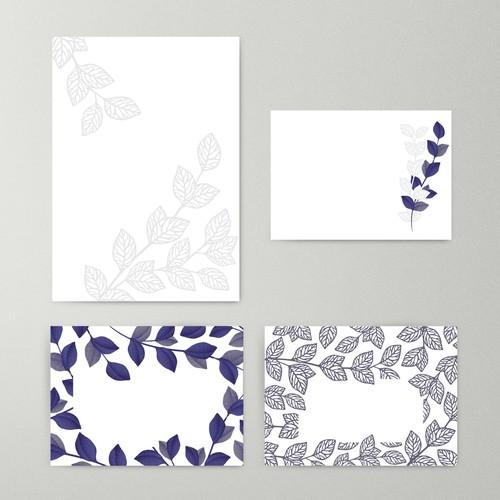 Creative Letter Set