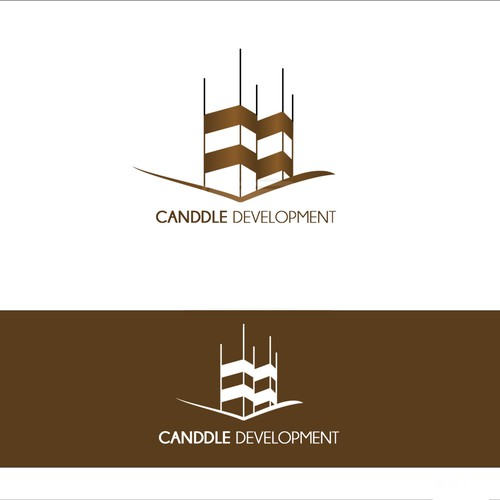Create a logo incorporating housing as part of design.  Please no flames or Candles