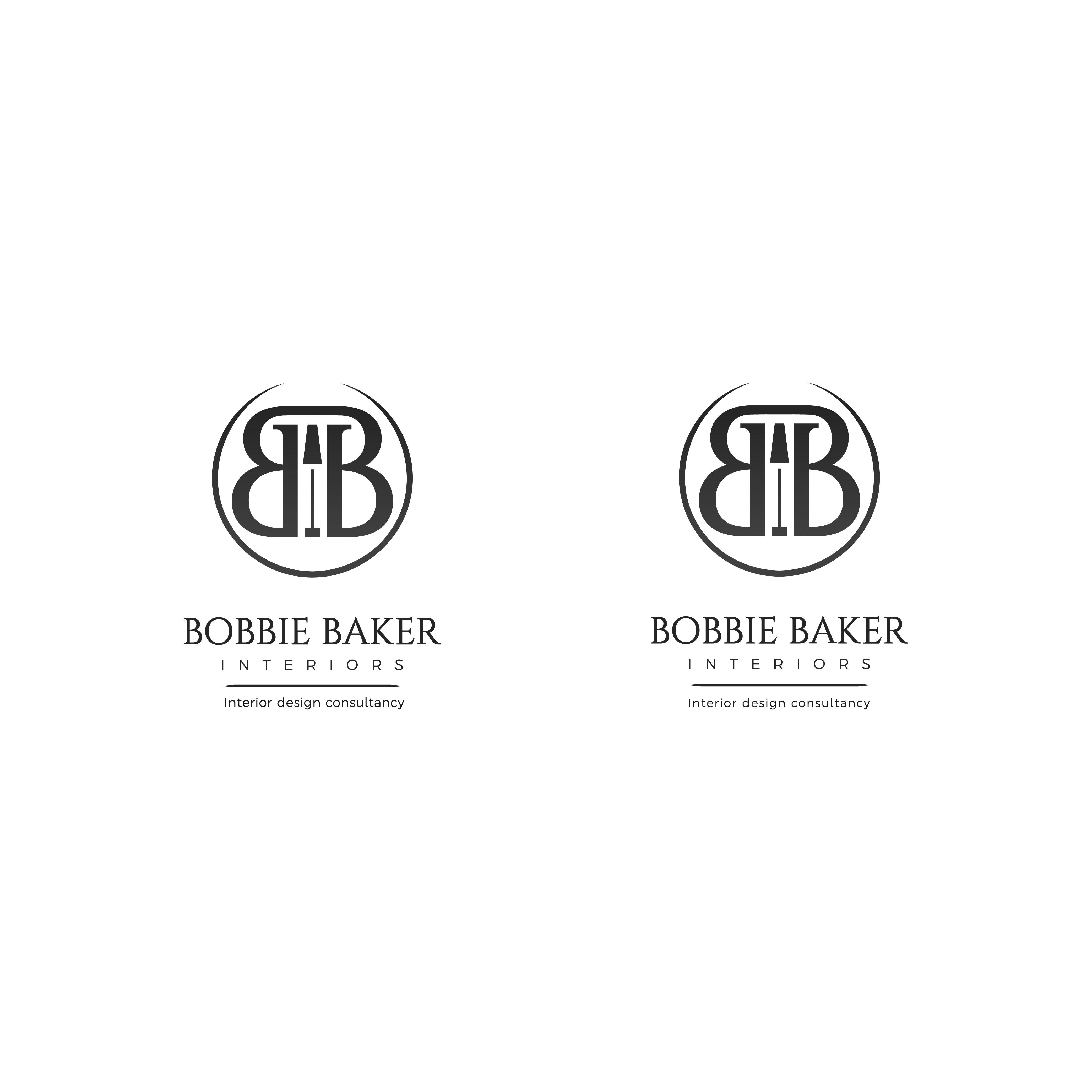 Design a sleek modern logo for interior design consultancy