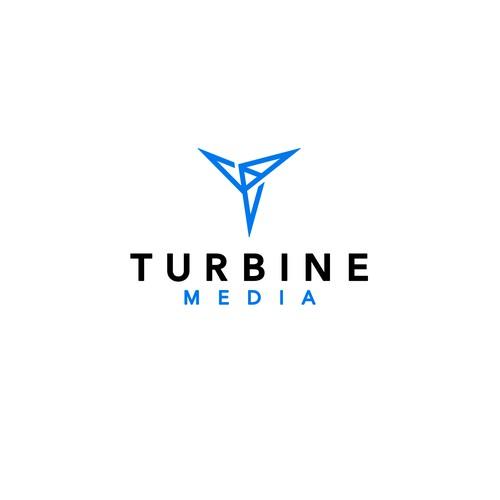 «Turbine Media» agency logo