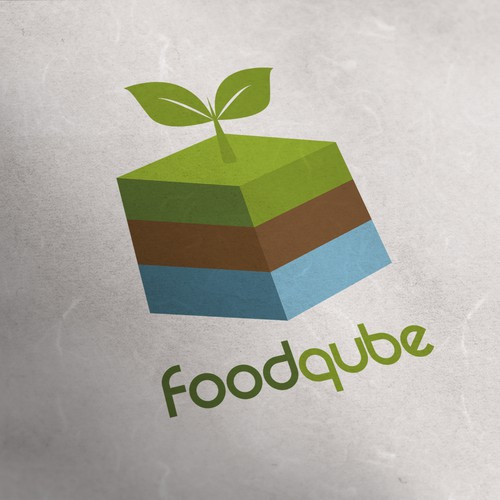 foodqube needs a new logo!