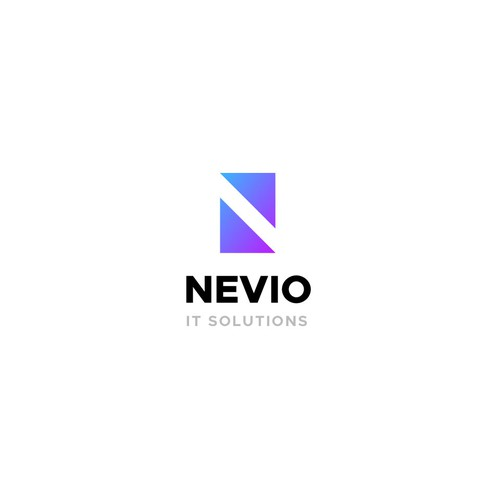 Logo concept for Nevio IT Solutions