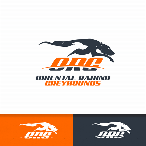 Oriental Racing Greyhounds Logo