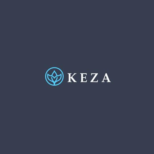 Keza logo design